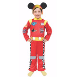Disfraz De Mickey Con Luz Licencia Original New Toys