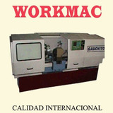 Torno Paralelo Cnc G-to 2000 En Stock Workmac Gauchito