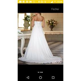 Vestido De Noivas Chiffon