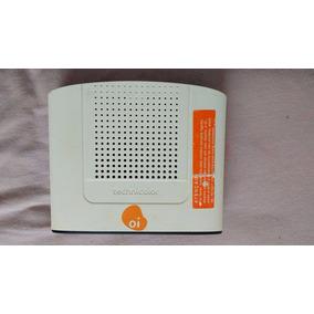 Modem Roteador Wi-fi Integrado- Technicolor Td5130 Oi Velox