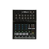Mackie - Mix Series 8-mezclador De Canales - Negro