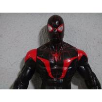 Boneco Homem Aranha Gigante Preto- Mimo - Marvel Original