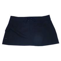 Minifalda Pareo Marca Jag Color Negro Talla Chica