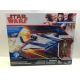 Nave De Star Wars Resistance A-wing Fighter De Hasbro