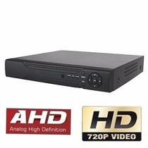 Dvr Stand Alone Gravador 4 Cameras / Canais Ahd-m P2p Hdmi