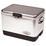 Coleman 54 Refrigerador De Cinturón De Acero Quart - Acer...