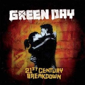 Vinilo Green Day 21 St Century Breakdown 2 Lp Nuevo En Stock