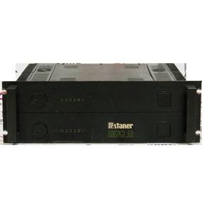 Potência Amplificador Staner 800s 2 Canais Original 100%