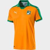 Camisa Da Costa Do Marfim - Camisas de Futebol no Mercado Livre Brasil 234421d47ab61