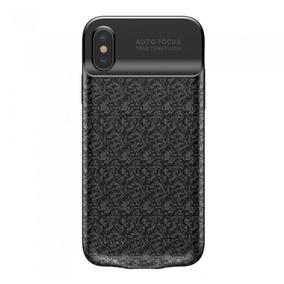 Capa Case Carregador Bateria Externa Iphone X 10 5.8 3500mah