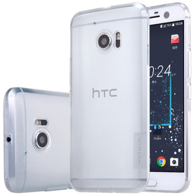 Htc 10 - Nillkin Funda Nature Tpu Flexible Transparente