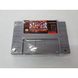 Super Street Fighter 2 The New Challengers Super Nintendo