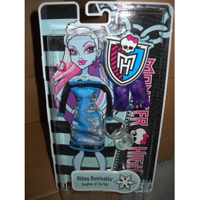 Monster High Abbey Bominable Fashion Pack