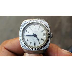 Antiguo Reloj Silvana Automatico Para Dama Funciona