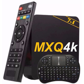 Tv Box Android 4k Smart + Mini Teclado Super Desconto