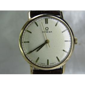 a587660360b Relogio Omega Ouro Garantia Permanente - Relógios no Mercado Livre ...