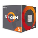 Amd Cpu Ryzen 5 1400 (am4) Nuevo Envio Gratis