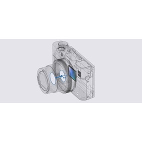 Câmera Profissional Sony Dsc Hx-400v 20.4 Full Hd