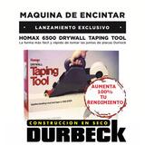 Maquina Encintadora Masilladora Para Durlock - San Miguel