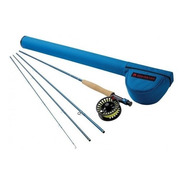 Combo - Redington - Crosswater 4 - Linea 4 - Outfit - Fly
