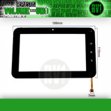 Tactil Para Tablet Woo Comet Pad 703 - 7 Pulgadas