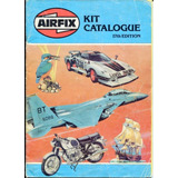 Airfix - Nr. 17th Edition Catalogue 1980!!!