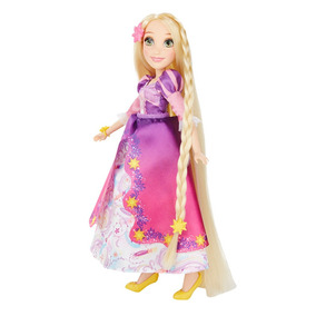 Boneca Com Acessórios - Princesas Disney - Lindos Vestidos