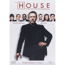 Dr House, Temporada 8 Ocho Serie De Tv En Dvd