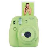 Fujifilm Instax Mini 8 Cámara Instantánea Verde Envíogratis