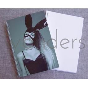 Cuadernillo One Direction/ Zayn Malik/ Ariana Grande/ Otros
