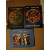 3 Libros De La Dra. Carmen Cordero Avendaño De Durand