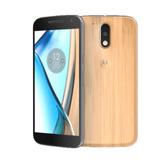 Motorola G4 Plus Bamboo De Claro En Muy Buen Estado