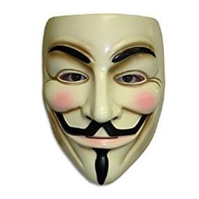 Disfraz V Para La Máscara De La Venganza De Guy Fawkes Anón