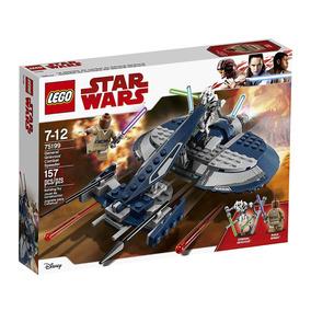 75199 Lego Star Wars - Speeder De Combate Do General Grievou