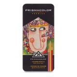 Colores Prismacolor Premier 24 U Caja Metálica