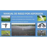 Manual Riego Por Aspersion (libro Formato Pdf)