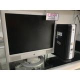 Combo Mini Cpu Mas Monitor 15 Pulgadas