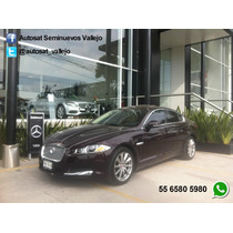 Jaguar Xf 2015 4p Xf Luxury L4 Ta Piel .qc Ra-18