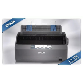 Impressora Matricial Epson Lx 350 110v