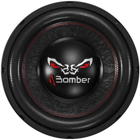 Subwoofer Bomber Bicho Papao 15 1200rms - Soundwell