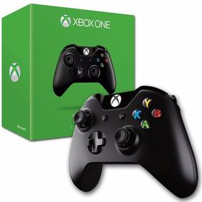 Controle Xbox One Original - Com Entrada P2 Para Fone
