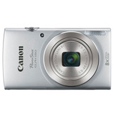 Camara Digital Canon Powershot Elph 180 20mp Zoom 8x Plata