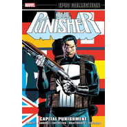 The Punisher Epic Collection 7 - Marvel Comics - Robot Negro