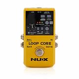 Pedal Nux Loop Core Importado Original Nuevs