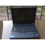 Laptop Core I5 T410 Lenovo Hd 500 Ram 8gb Batería 1 Hora Min