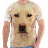 Camisa Camiseta Blusa Animal Cachorro Dog Labrador Pet