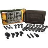 Set Microfonos P/bateria Shure Pga Drum Kit 7 Envio Gratis
