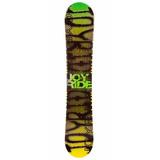 Tabla Snowboard Joyride Writing Yellow