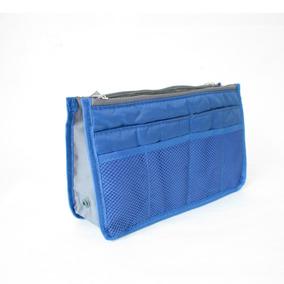 Bolso Neceser Mesh Azul Accesorios Morph