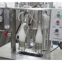 Embotelladora De Bebidas Gaseosas Agua Mineral Jugo De Fruta